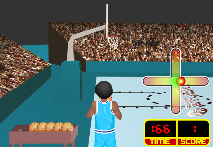 Play 3D Net Blazer